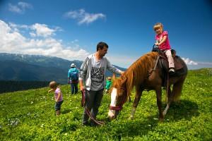 Прогулки На Лошадях Роза Хутор