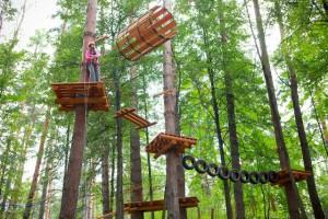 Скайпарк Сочи Skypark Sochi Веревочный Парк