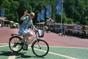 Услуги Проката Велосипедов Роза Хутор